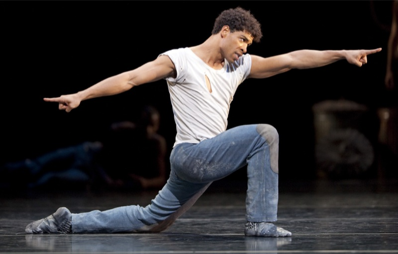 Carlos Acosta in The Judas Tree, photo by Johan Persson