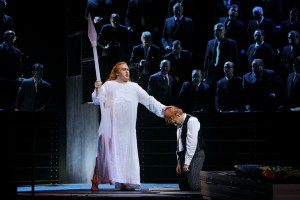 Parsifal and Amfortas