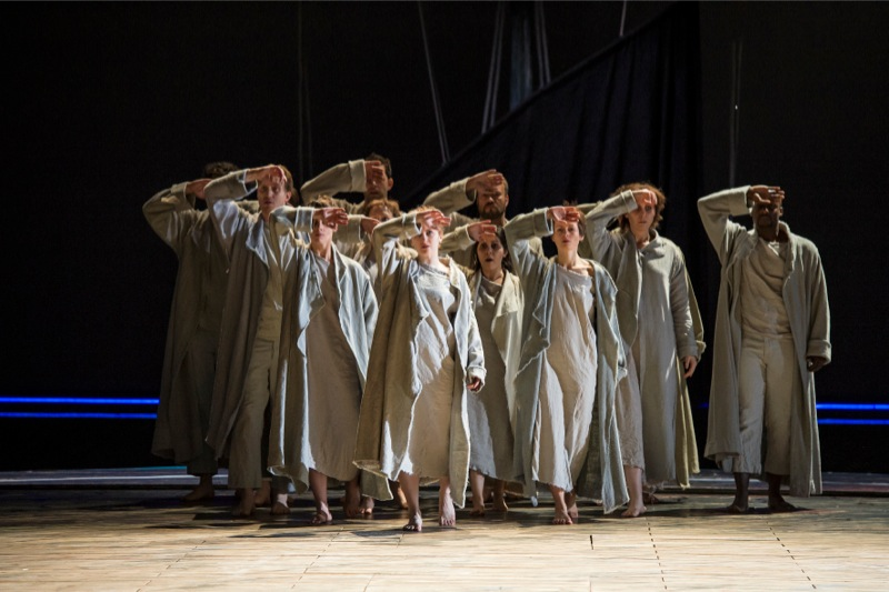 The Innocents arrive, all images ROH/ Bill Cooper
