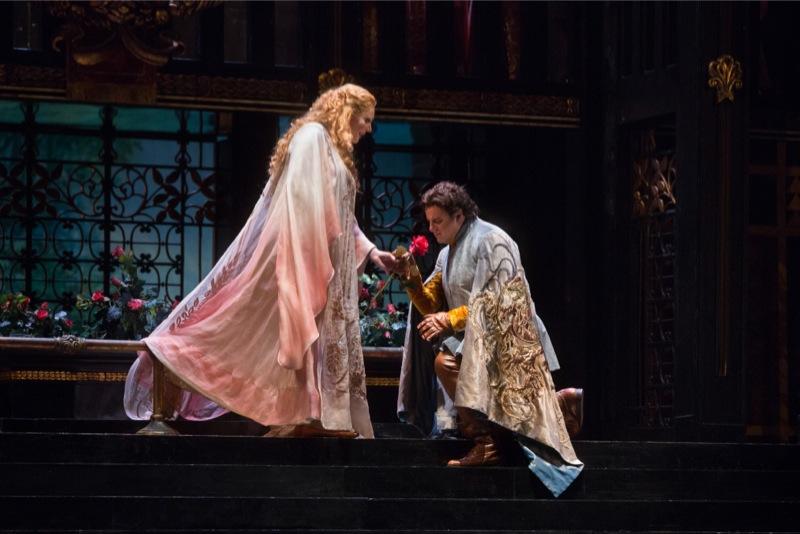 A Rosenkavalier moment