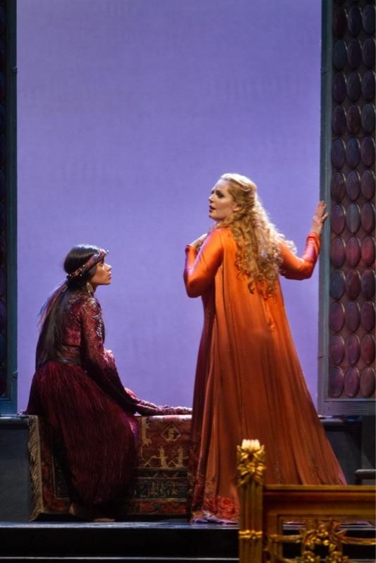 Smaragdi and Francesca