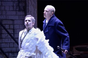 Gottfried and Lohengrin, WNO/ David Massey