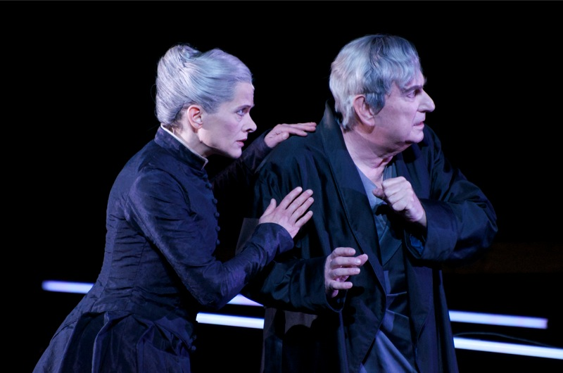 Wagner and Cosima, all images WNO/ David Massey