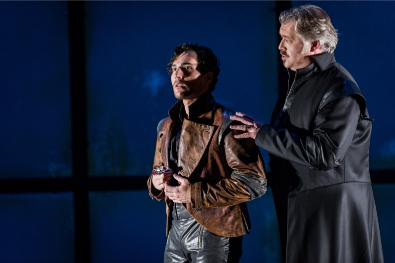 Devereux and Nottingham, all images WNO/ Robert Workman