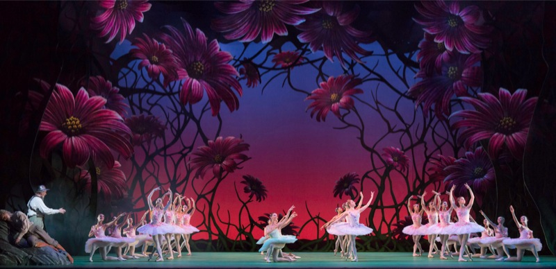 Dryad scene, ROH image/ Johan Persson