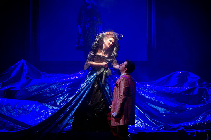 Queen of the Night with Tamino, all images ETO/ Robert Workman