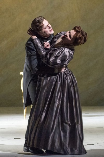 Onegin and Tatyana