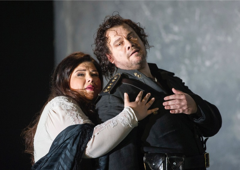 Desdemona and Otello