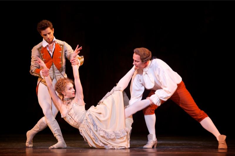 Lescaut, Manon, Monsieur G.M.