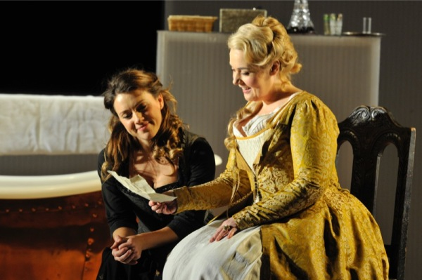 Susanna and the Countess