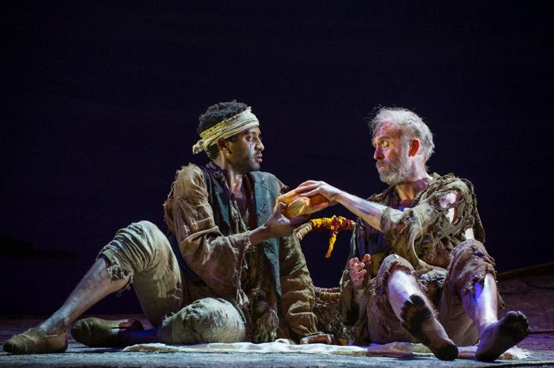 Kaidamà and Cardenio, all images ETO/ Richard Hubert Smith