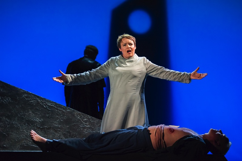 Isolde and Tristan, Act III