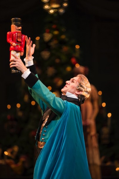 Drosselmeyer and Nutcracker
