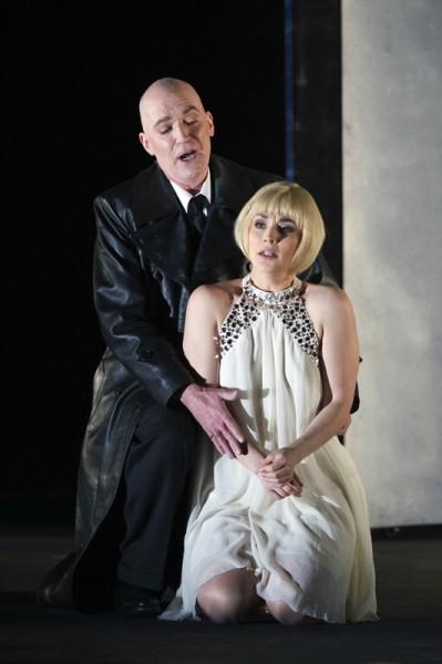 The Major and Angelika