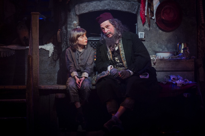 Oliver and Fagin