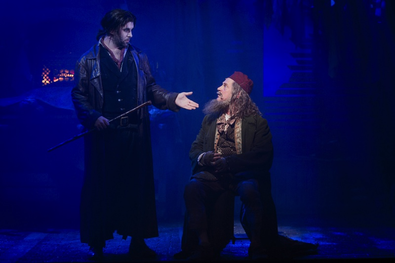 Sikes and Fagin