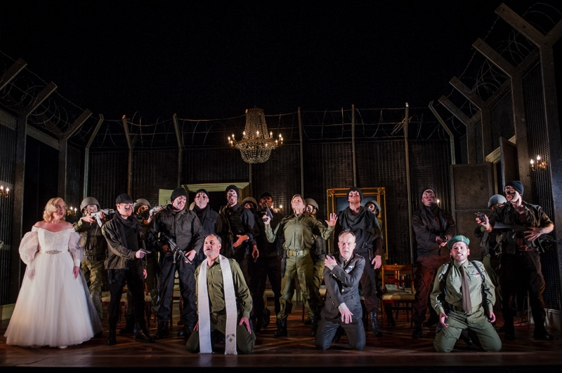 The Capuleti surprised by the Montecchi, all images BuxtonFestival/ Robert Workman