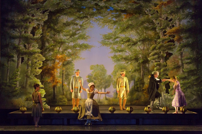 The eighteenth century stage